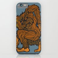 iPhone & iPod Case featuring Squatch by Greg Koenig