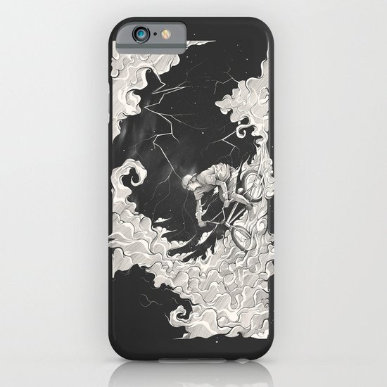 Ridin' The Storm Out iPhone & iPod Case