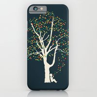 iPhone & iPod Case featuring Bubble tree by Budi Kwan
