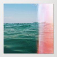 Whisper of Waves Canvas Print