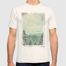 Fading dreams Mens Fitted Tee Natural SMALL