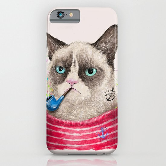 Sailor Cat II iPhone & iPod Case