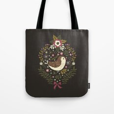 Sweet Robins Tote Bag