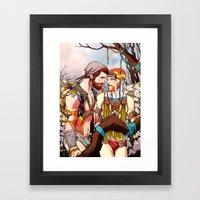 The Wild 04 Framed Art Print