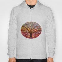 Abstract tree-10 Hoody