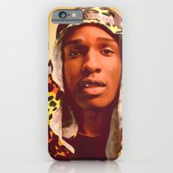 iPhone & iPod Case featuring A.S.A.P. Rocky by Hands In The Sky