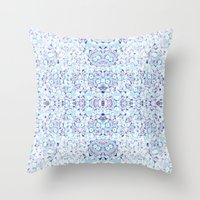 Sun comes into my Room Throw Pillow