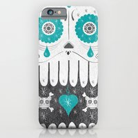 SALVAJEANIMAL MEX Cuerni… iPhone 6 Slim Case