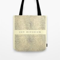 joy division Tote Bag