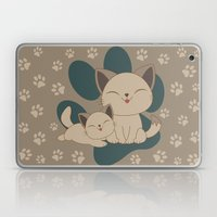 Mama, Mew...Mew... Laptop & iPad Skin
