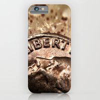 iPhone & iPod Case featuring Liberty. by John Martino