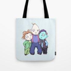 Fred, Sloth, Maurice  Tote Bag