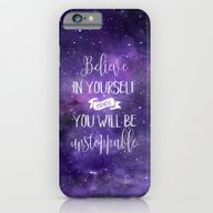 Believe In Yourself iPhone 6 Slim Case