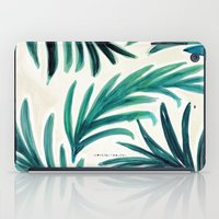 Palm iPad Case