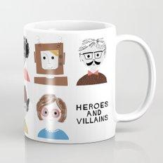 Heroes & Villains Mug