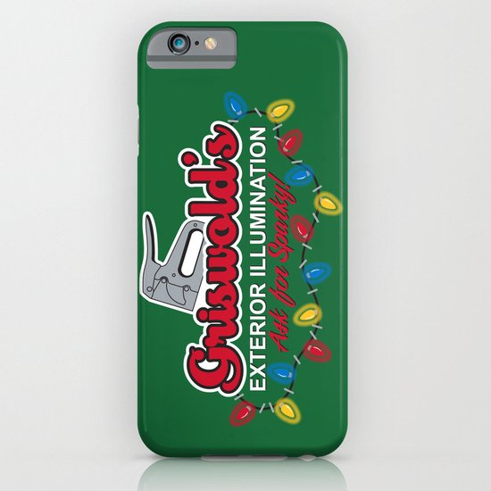 Griswold's Exterior Illumination iPhone & iPod Case