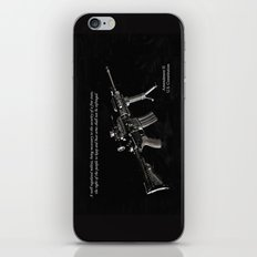 2nd Amendment iPhone & iPod Skin
