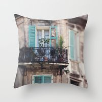 Close Your Eyes And Drea… Throw Pillow