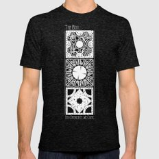HellRaiser Mens Fitted Tee Tri-Black SMALL