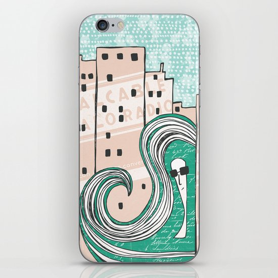 City Chic iPhone & iPod Skin