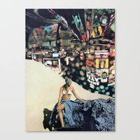 Base Price Canvas Print