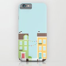 Little Houses Slim Case iPhone 6s