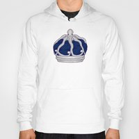 Hoody featuring Octopus Crown by Inque