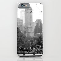 iPhone & iPod Case featuring Central Park by Kristi Jacobsen Photography