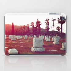 The death of California iPad Case