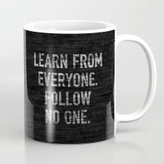 Learn from Everyone Mug