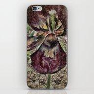 Tulip Art iPhone & iPod Skin