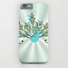 Just a Peacock Slim Case iPhone 6s