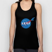 LEAF Unisex Tank Top