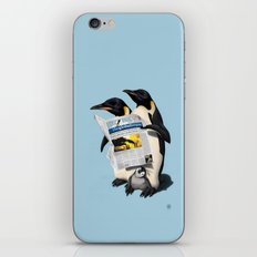 Read All Over (Colour) iPhone & iPod Skin