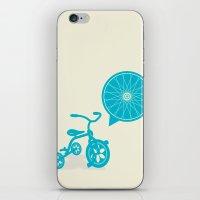 SPOKE iPhone & iPod Skin