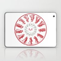 Dancing With Hannibal Laptop & iPad Skin