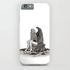 Angel , lost in thought Slim Case iPhone 6s