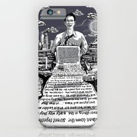iPhone & iPod Case featuring on the road - kerouac  by miles to go