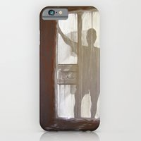 iPhone & iPod Case featuring Shadowman by Brandon Hein