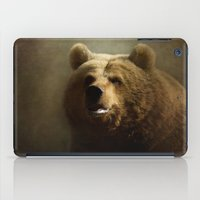Brown Bear iPad Case