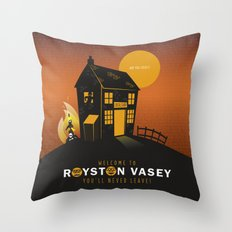Are you local? Throw Pillow