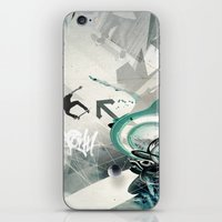 Ascend iPhone & iPod Skin