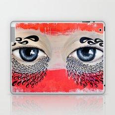 Tears Flow Laptop & iPad Skin