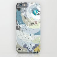 iPhone & iPod Case featuring Hug me please by Komson