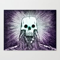 Immortality Canvas Print
