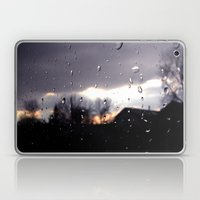 Just Like Raindrops Laptop & iPad Skin