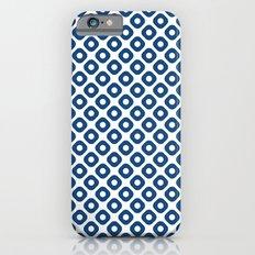 kanoko in monaco blue Slim Case iPhone 6s