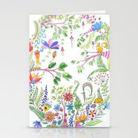 Bucolic Forest Stationery Cards