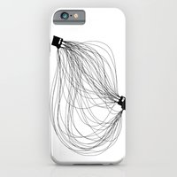 iPhone & iPod Case featuring Natural being N.12 by Óscar S. Cesteros