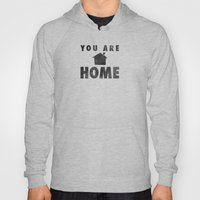 You Are Home Hoody